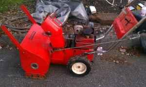 Montgomery Wards Snowblower Baltimore For Sale In