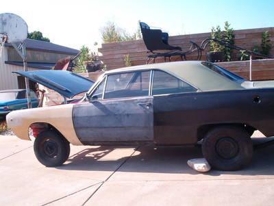Mopar 1968 dodge dart 68 a body project car for for American restoration cars for sale