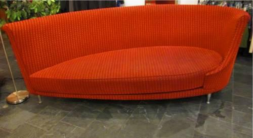 MOROSO Newtone Sofa 95 X 39 X 36 H As Is For Sale In