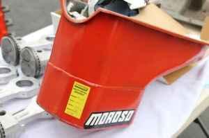 moroso street strip sbc performance oil pan new! (davenport