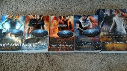 Mortal Instruments Full installment: except the first