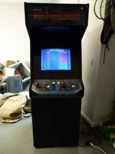 mortal kombat 2 arcade machine flowood for sale in hattiesburg