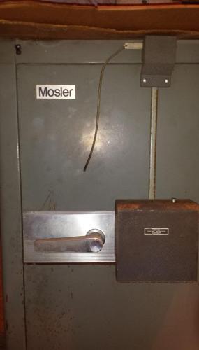 Mosler Safe Model 11