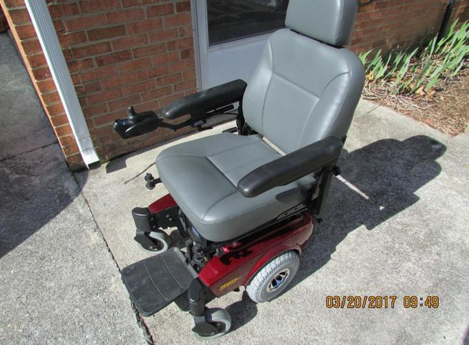 Moterized Mobility Chair