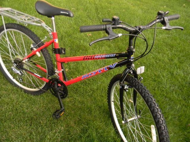 Motiv Backcountry Mtb Ladies Mountain Bike Equipped W