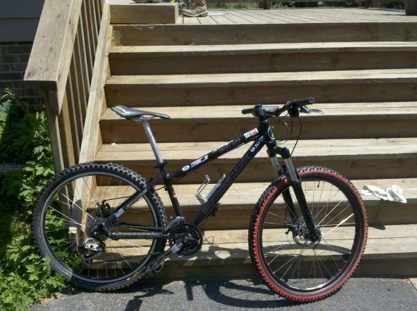 ... 600HT Mountain bike - (Boone, NC for sale in Asheville, North Carolina