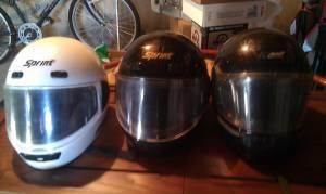 Motorcycle/Atv/Snowmobile Helmets - $60 (Fond du Lac)
