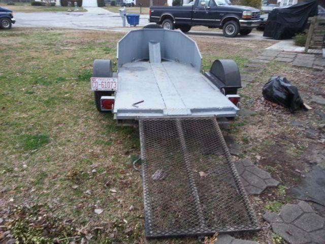 Motorcycle Trailer For Sale In Jacksonville, North
