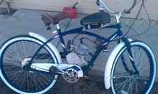 motorized beach cruiser - $275 (tucson)