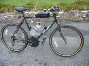 Motorized bike kit - $195 (DAvisburg)
