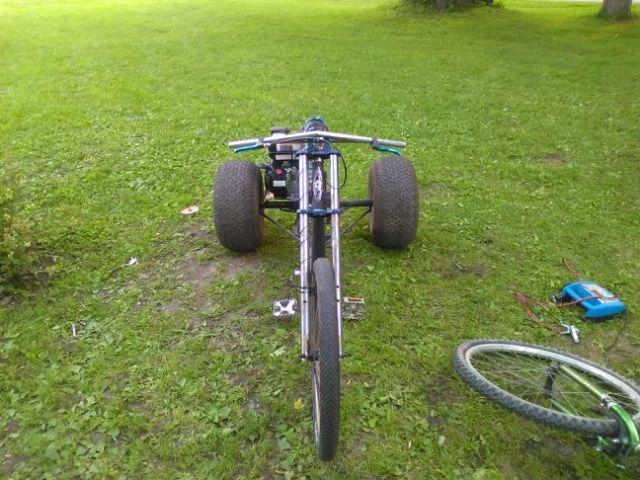 Motorized Schwinn Stingray Trike For Sale In Clarence