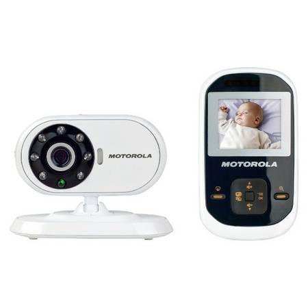 Motorola Digital 1.8 Video Baby Monitor - MBP18