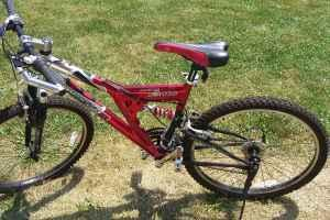 mountain bike - $70 (bg)