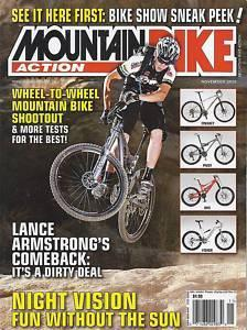 Mountain Bike Action, Aug 2007, Sea Otter special,