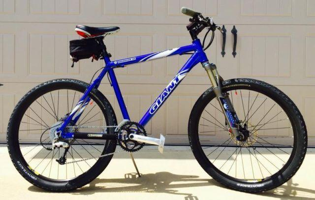 Mountain Bike, Giant brand, 21