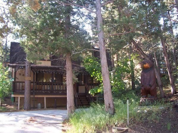 Mountain Bliss 2 Bdrm 2 Bath Cabin In Big Bear For