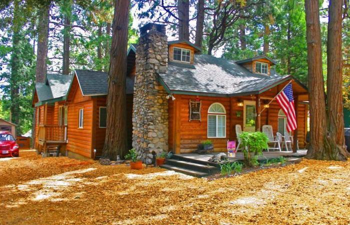Mountain Cabin For Sale For Sale In Crestline California