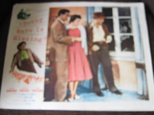 Movie Lobby Card ,1950's-1960's,Lot 1of 3 ,Fort