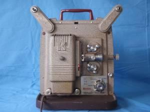 Movie Projector 8mm Keystone K-100 Vintage - Like New ~ Estate Sale - $100  (Roseville - Rocklin)