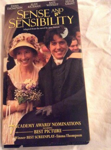 Movies & music video / VHS Tape: Sense and Sensibility: