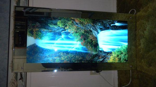 MOVING WATERFALL PICTURE WITH SOUND - () for Sale in Eugene, Oregon ...
