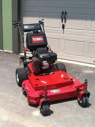 Mower- Toro Proline 36