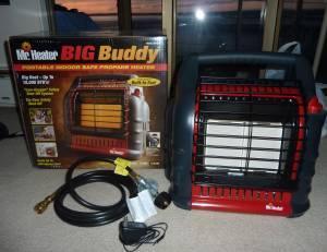 Mr Heater Big Buddy 18000 Btu Bellingham For Sale In