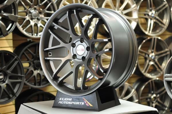 MRR Eurotek UO6 20 Wheels for BMW 645i 650i 630i 5 545i 550i M5 M6 M3 - $1300