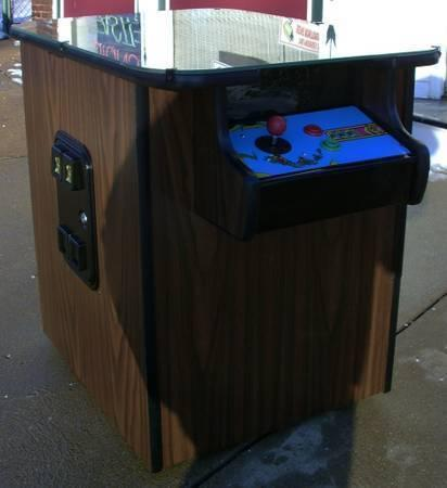 Ms PacMan Cocktail Machine - $1199