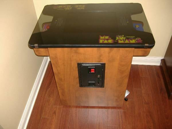 Ms Pacman Multicade Arcade Game w 60 classic video games