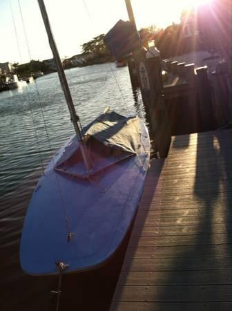 MScow 16 racing Sail boat Sailboat - $1500