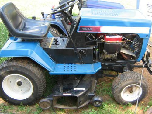 Mtd 18 46 Garden Tractor Garden Inspiration
