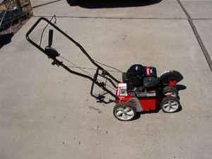 mtd yard machine edger