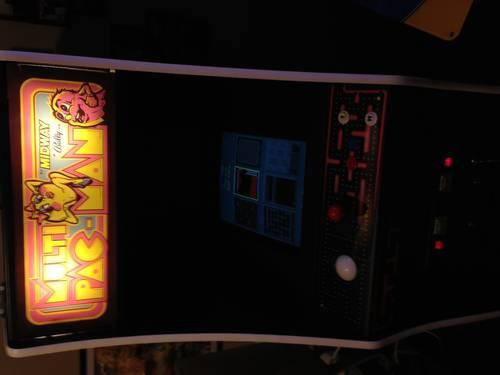 Multicade 60-1 Arcade Game Fully RESTORED