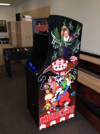 Multicade Arcade 60 Games For Sale In Austin Texas