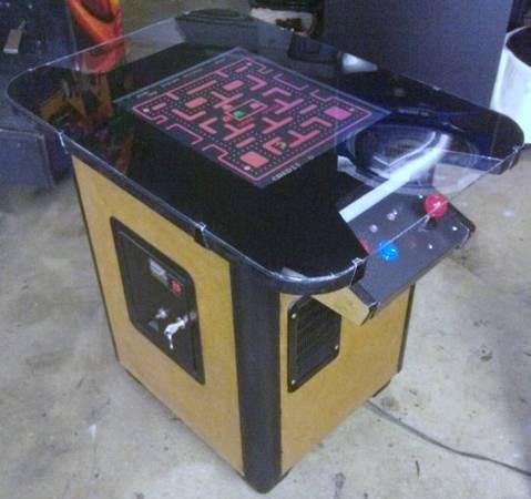 Multicade COCKTAIL Arcade Machine Plays 60 Classics WARRANTY INCLUDED - $1000