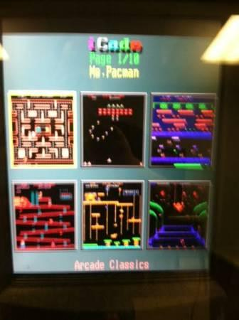 Multicade full size arcade game - $750