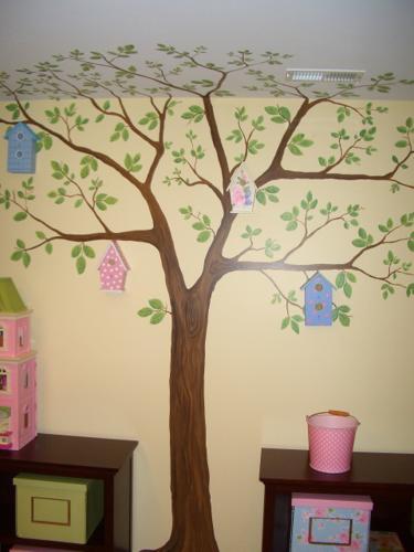 Murals Hand Painted Children S Rooms By St Louis Muralist