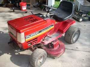 Murray 14 Hp 40 Quot Cut Riding Mower East Side