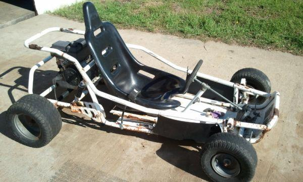 Cheap Tires Tulsa >> Murray Live Axle Full Suspension Go-Kart AS IS - (Tahlequah) for Sale in Tulsa, Oklahoma ...