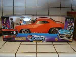 Muscle Machines 1 8 Scale 69 Camaro R C Selma For Sale
