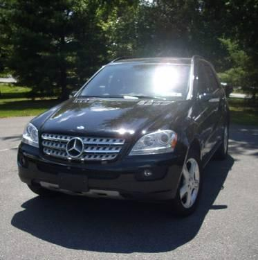 Must See 2008 Mercedes Benz Ml350 4matic Suv For Sale In