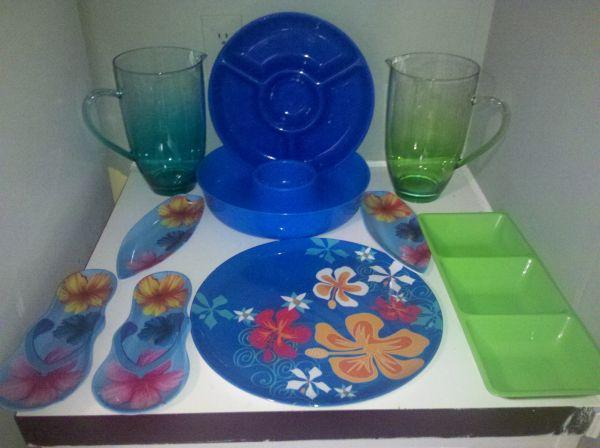**MUST GO!!** Luau Party Supplies! GREAT for summer! -