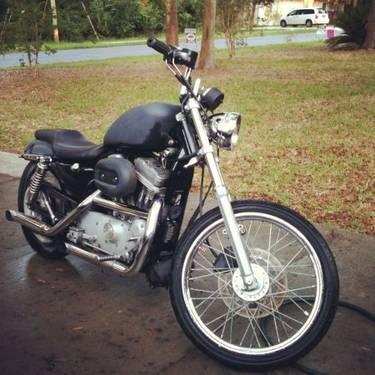 MUST SELL 2001 Harley Davidson Sportster XLC 883 -