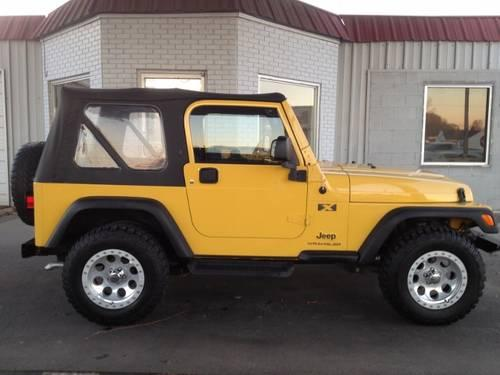 MUST SELL! WHOLESALE 2006 JEEP WRANGLER X ONLY 55K