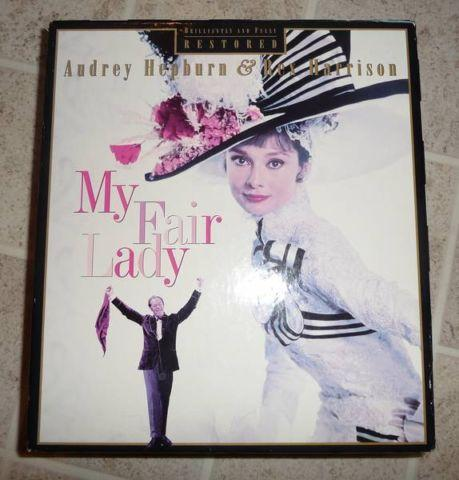 my fair lady deluxe box movie kit