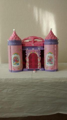 My Little Pony Crystal Rainbow Castle For Sale In