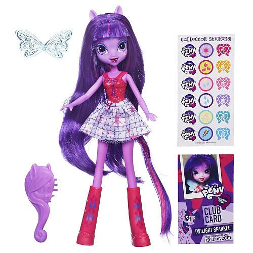 My Little Pony Equestria Girls Doll - Twilight Sparkle