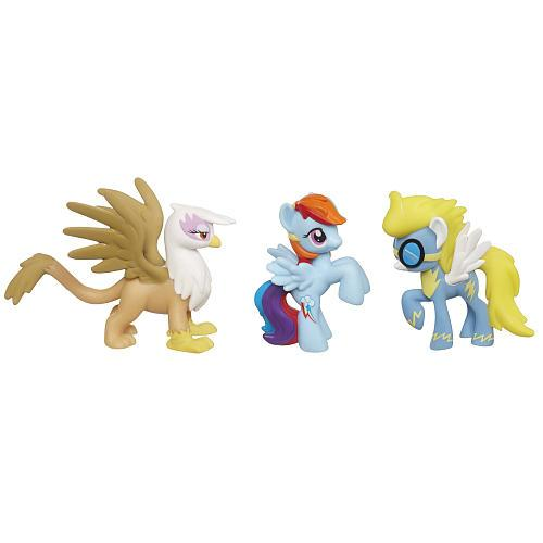 My Little Pony Friendship is Magic Cloudsdale Set