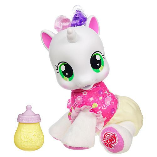 My Little Pony So Soft Newborn Doll - Sweetie Belle